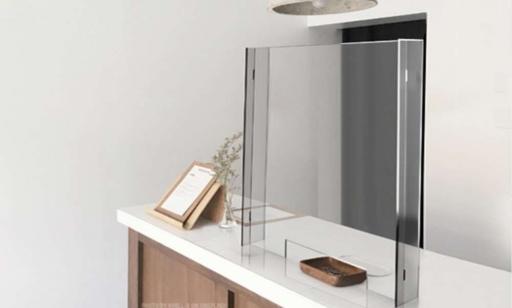 Защитни екрани от плексиглас за магазини, офиси,банки