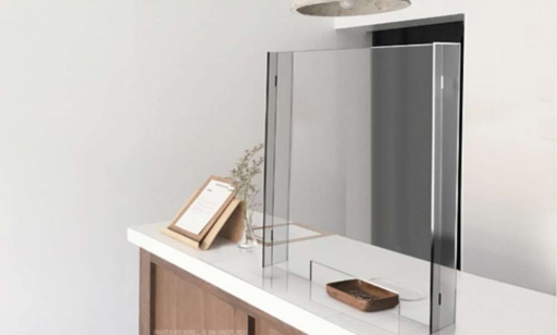 Защитни екрани от плексиглас, плексигласови прегради
